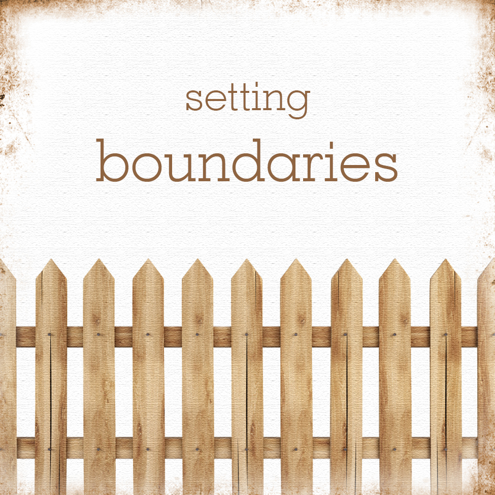 Image result for Create Boundaries