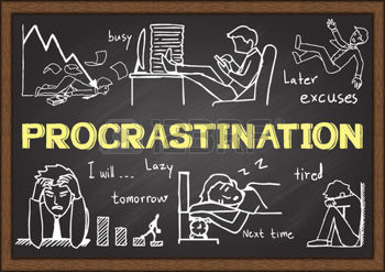 Overcoming Procrastination Instantly Using Self Talk -