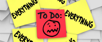 Four Steps To Survive ADHD Overwhelm
