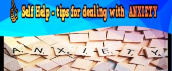 ADHD & Anxiety: Self Help Tips