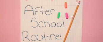 How To Create An After School Routine For A Child with ADHD